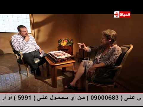شاهد وصية الفنانة زبيدة ثروت بأن تدفن بجوار عبد الحليم حافظ