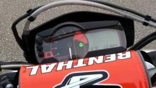 4. 2009 KTM SMC 690