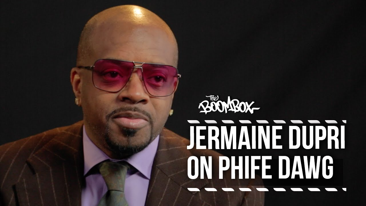 Jermaine Dupri and Miss Mulatto On Pressure, Fame and Weird Fan Moments news