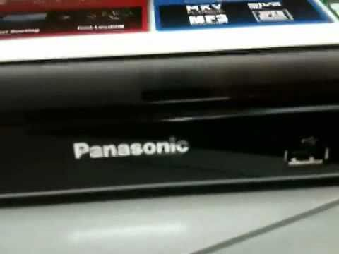 Panasonic DMPBD75 Blu Ray DVD at MultizoneAV Home Cinema St