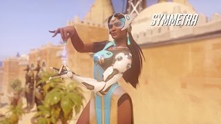 Overwatch Symmetra Gameplay Trailer