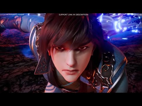 Spirit Sword Sovereign Season 4 Episode 08 (108) English Subbed 1080P | Ling Jian Zun