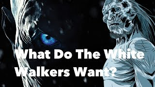 Video Game of Thrones - What Do The White Walkers Want? MP3, 3GP, MP4, WEBM, AVI, FLV September 2018