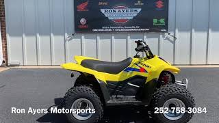 5. 2019 Suzuki QuadSport Z50