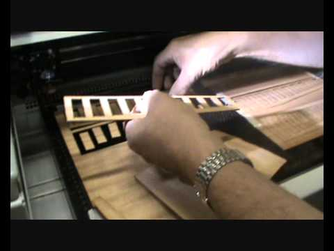 Diatonic accordion construction: Making a single-row melodeon reed block