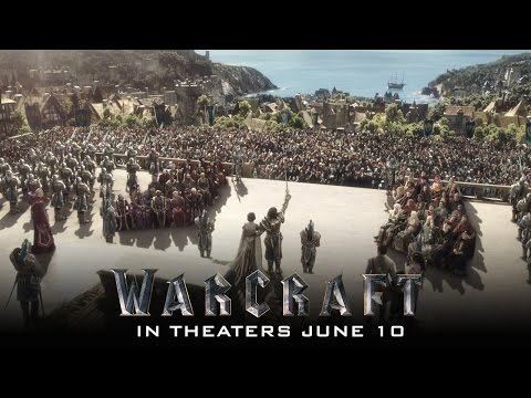 The New Warcraft Movie Trailer Is Here