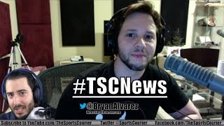 TSC News on MNN 2 - Episode 9 hosted by Fred Richani! This week's episode features part two of our in-depth interview with WrestlingObserver.com's Bryan Alvarez and a preview of the WWE Backlash 2017 PPV! Original air date: 5/17/17TSC News airs on MNN 2 in NY/NJ every Thursday, 9:30am/ET on FiOS: 34, RCN: 83, Spectrum: 56 & 1996, and streams live for all viewers on MNN.org and the Livestream app! All TSC News episodes are also available on demand Fridays on http://www.youtube.com/TheSportsCourier!Subscribe to the TSC podcast! SoundCloud: https://soundcloud.com/tscnewsGoogle Play: https://play.google.com/music/m/Izgi6mydvok2ur2md6pfxsr3nju?t=TSC_NewsiTunes: https://itunes.apple.com/us/podcast/tsc-news/id1061475388Stitcher: http://www.stitcher.com/s?fid=95248&refid=stprFollow TSC: https://twitter.com/SportsCourierhttps://www.facebook.com/TheSportsCourierhttp://www.youtube.com/TheSportsCourierhttp://instagram.com/tscnews