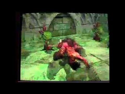 Kameo : Elements of Power GameCube