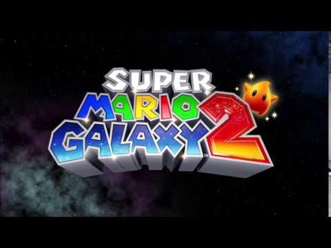 Chaîne Wii - Super Mario Galaxy 2 OST