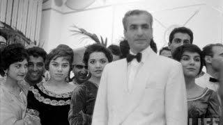 دیدار محمد رضا شاه و شهبانو فرح پهلوی از فرانسه و ملاقات آنها با ژنرال دوگل