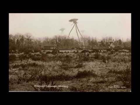 I rewatched War of Worlds (2005) and the tripod sound still scares the hell out of me