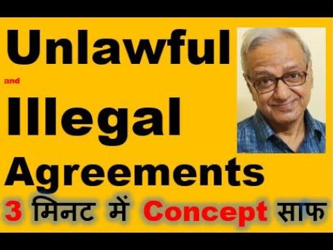 20 Unlawful & Illegal Agreements