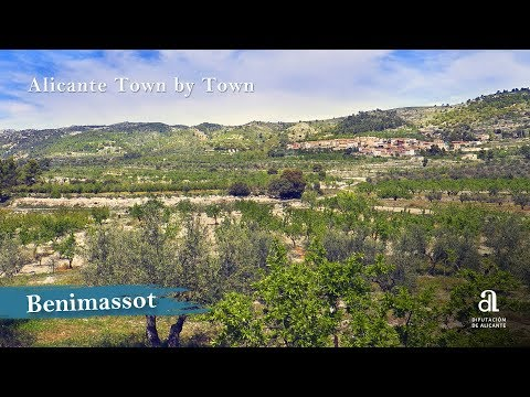 BENIMASSOT. Alicante, Town by Town.