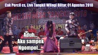 Video Cak Percil 01 Agustus 2018 Live Tangkil Wlingi Blitar MP3, 3GP, MP4, WEBM, AVI, FLV Januari 2019
