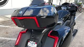 8. 2018 BMW K 1600 B Bagger Grand America at Euro Cycles of Tampa Bay