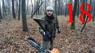 Jeździł crossem po lesie – linka śmierci czekała na niego!