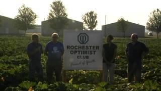 Rochester Optimist Club Pumpkin Project