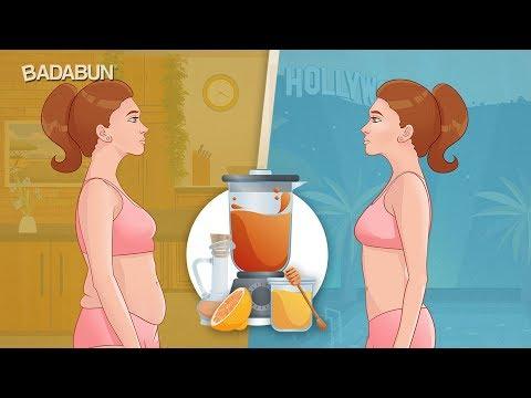 Dieta para bajar de peso - Receta para quemar grasa y bajar de peso en 14 días