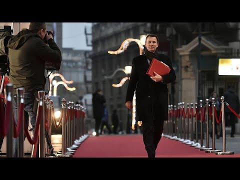 EU: Brexit - EU-Außenminister diskutieren in Bukarest ...