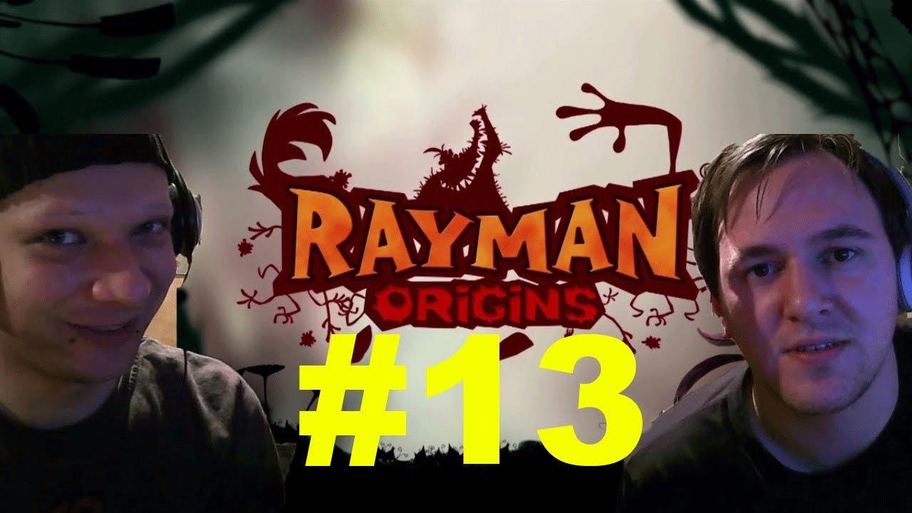 Spiele-Ma-Mo: Rayman Origins (Part 13)