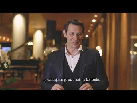 Marko Vozelj o umetniškem hotelu Balnea **** Superior.