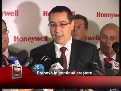 Prahova în continuă creștere