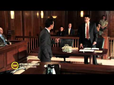 "Kat Foster in ""Franklin & Bash"" 2x01 - Part 2"