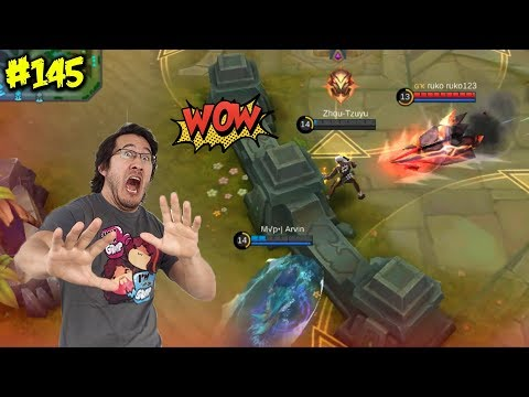 Mobile Legends WTF | Funny Moments Episode 145: Best Aldous ulti