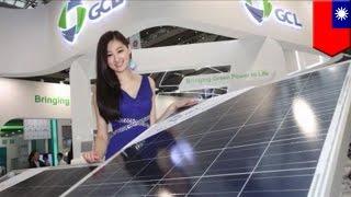 米、太陽電池とタイヤに反不当廉売税、台湾と中国産で