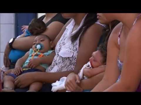 미국 본토 최초 소두증 아기 출생  6.1.16  KBS America News