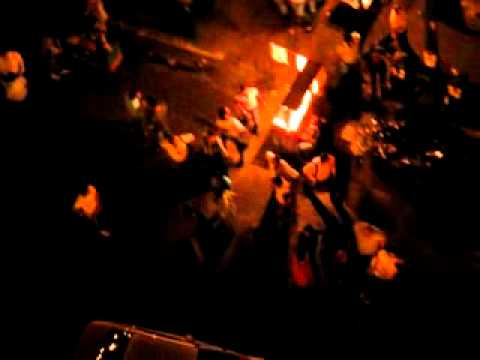 """بالفيديو.. مسيرات ليلية في ذكرى أكتوبر تطالب بإنهاء """"حكم العسكر"""""""