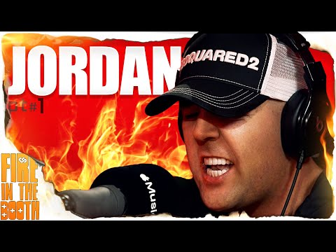 Jordan – Fire in the Booth