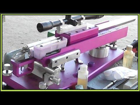 高科技槍枝磁軌炮,每秒達到3000公尺!!!