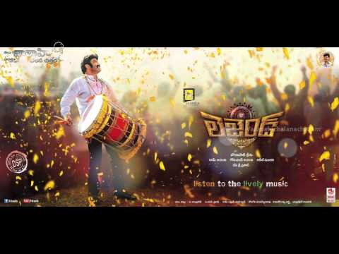 Balakrishnas Legend Exclusive Motion Poster