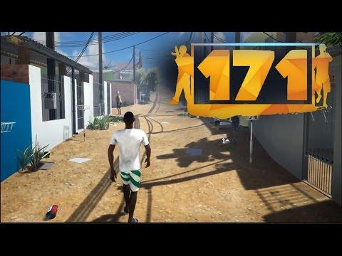 INSANO! UM GAMEPLAY DO JOGO BRASILEIRO 171! (видео)
