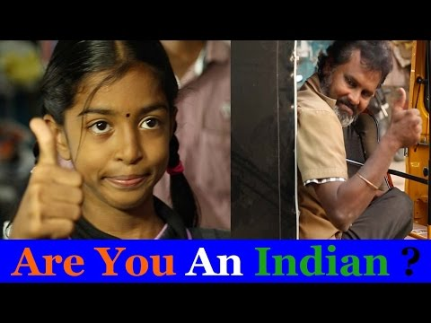 Are You An Indian ?? Watch This Vi ..