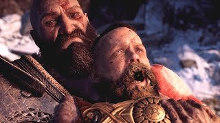 Video God of War PS4 - All Baldur Boss Fights MP3, 3GP, MP4, WEBM, AVI, FLV Februari 2019