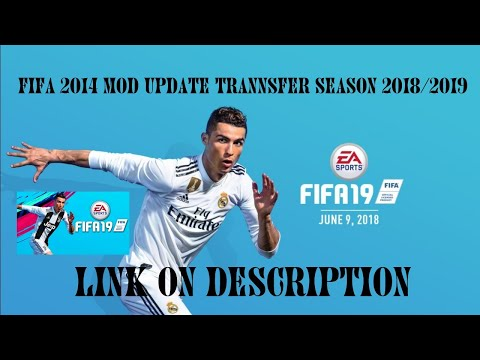 Tutorial Cara Setting FIFA 2019 Android Games Offline Update Transfer Season 2018/2019
