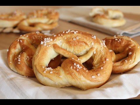 PRETZEL SALATI | o brezel | ricetta semplice - soft pretzel