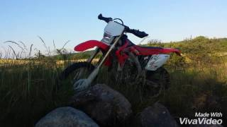 8. Honda CRF450X Review