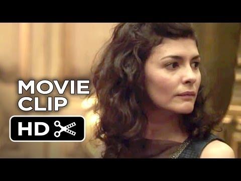 Mood Indigo Movie CLIP - Colin Meets Chloe (2014) - Audrey Tautou, Romain Duris Movie HD