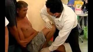 Video Ông Võ Hoàng Yên chữa bệnh bại liệt