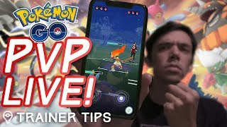 POKÉMON GO PVP IS LIVE!! FIRST EVER TRAINER BATTLES IN POKÉMON GO by Trainer Tips