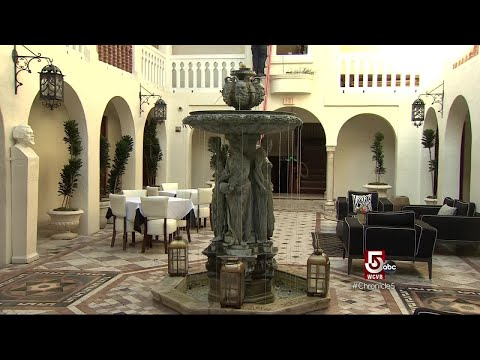 A Rare Look Inside The Versace Mansion