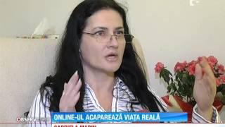 Antena 1 - Psiholog Gabriela Marin