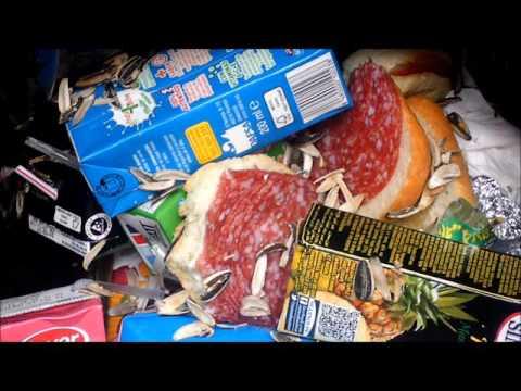 Basta al desperdicio de comida