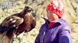 The Eagle Huntress release clip compilation (2016)