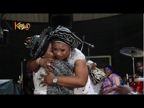 Yetunde Wunmi's Daughter BREAKS DOWN While Talking About her Mum