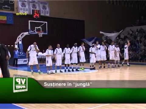 """Susținere în """"junglă"""""""