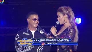 Daddy Yankee es Reconocido por Medios Telemicro Aniversario Telemicro 2018